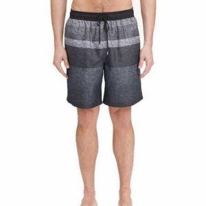 Kirkland Signature Swim Shorts Trunks XL Black